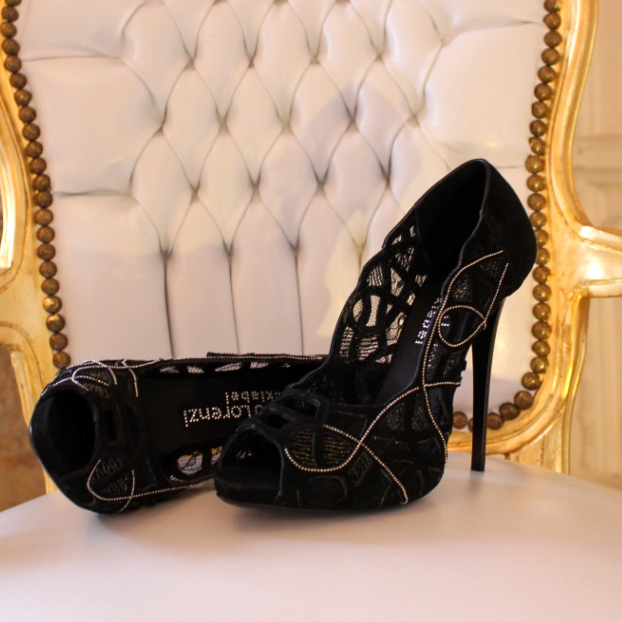 Lorenzi Shoes Black Label